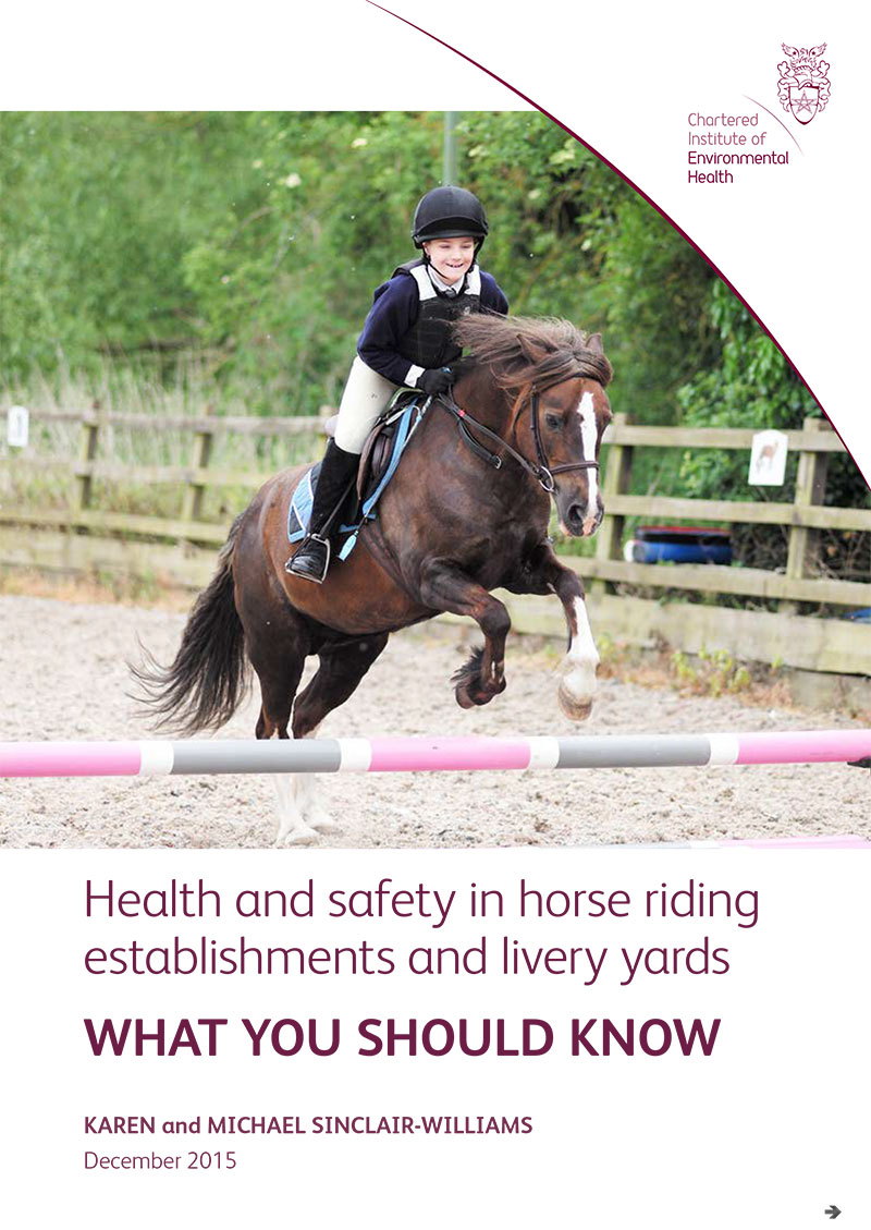 HSE Horse Riding Brochure